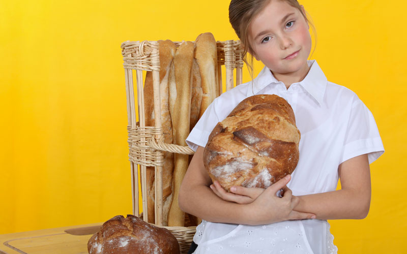 Grembiuli cucina bambini: come eliminare le macchie di grasso